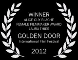 01 SF_GDIFF_laurel_Female Filmmaker bw