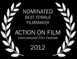 05 SF_AOF_laurel_Nominated Best Female Filmmaker bw