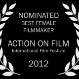 05 SF_AOF_laurel_Nominated Best Female Filmmaker bw