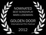 31 SF_GDIFF_laurel_Nominated Best Screenplay bw