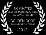 46 SF_GDIFF_laurel_Nominated Best Supporting_Tara Westwood bw
