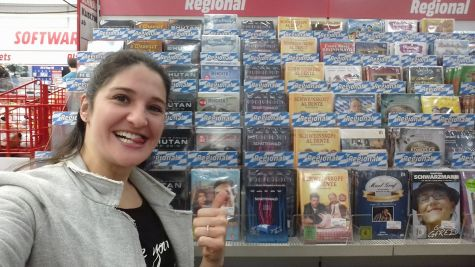 'Schattenwald' DVD beim Media Markt Traunstein - Laura Thies