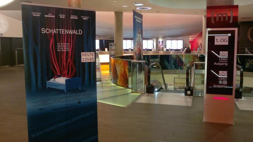 'Schattenwald' im Mathäser Filmpalast, München