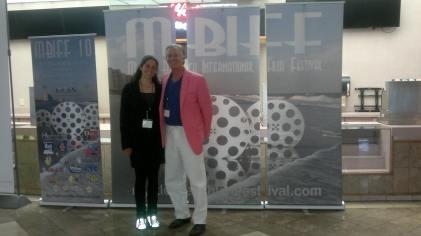 'Schattenwald' beim Myrtle Beach Film Festival - Laura Thies, Chip White