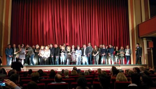 Weltpremiere von 'Schattenwald' - Filmtheater Sendlinger Tor