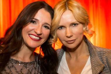Weltpremiere von 'Schattenwald'- Laura Thies, Veronica Ferres